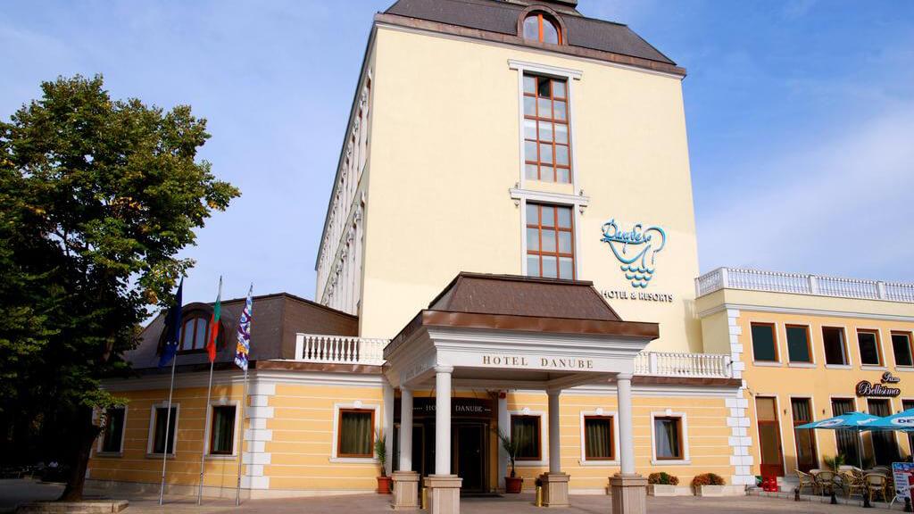Хотелски комплекс Danube